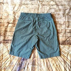 J. Crew Shorts - Men's J. Crew plaid shorts